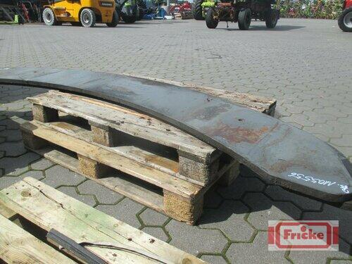 Claas 2x 170kg Heckgewichte zum Claas Jaguar  Typ 494