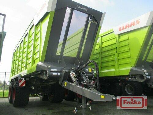 Claas Cargos 750 Baujahr 2017 Gyhum-Bockel