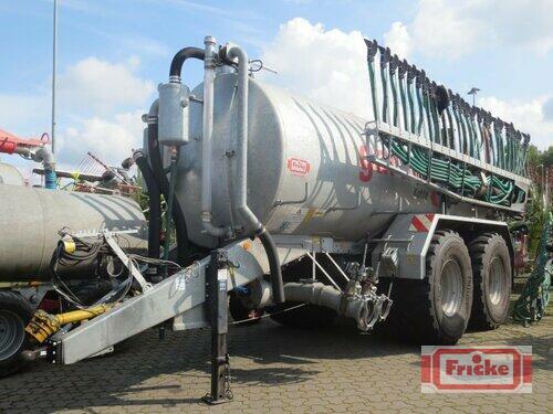 Kotte Vt 20000 Mit 15m Schleppschuh Año de fabricación 2015 Gyhum-Bockel