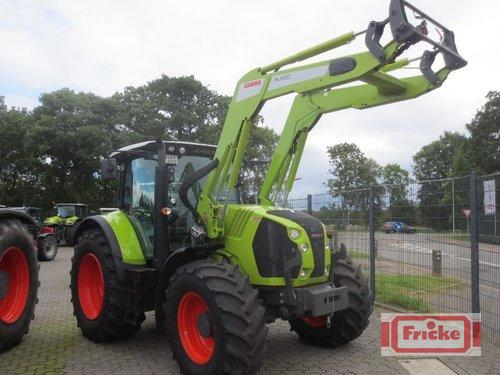Claas - ARION 620 CIS + FL 140