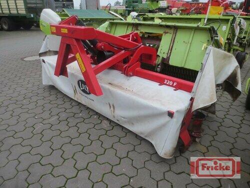 Lely Splendimo 320 F Baujahr 2011 Gyhum-Bockel