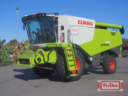 Claas LEXION 650 mit V680