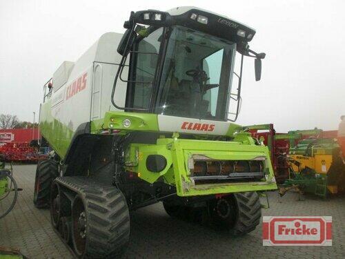 Claas Lexion 580 Terra Trac Year of Build 2010 Gyhum-Bockel