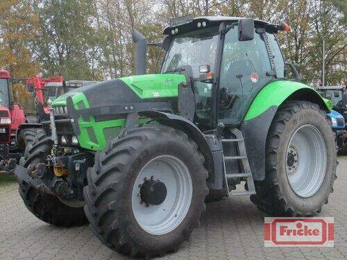Deutz-Fahr Agrotron 630 TTV Año de fabricación 2011 Accionamiento 4 ruedas