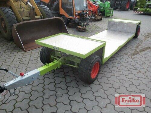 Harter Tl 30 Palettentiefladerr Baujahr 2017 Gyhum-Bockel