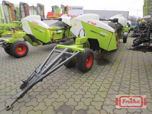 Claas Direct Disc 520 Año de fabricación 2015 Gyhum-Bockel