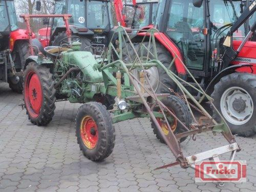 Fendt F220 Gt A Front Loader Year of Build 1959
