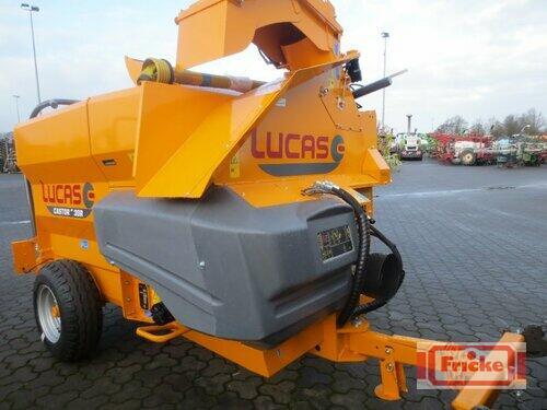 Lucas Castor R30 Einstreugerät Rok výroby 2017 Gyhum-Bockel