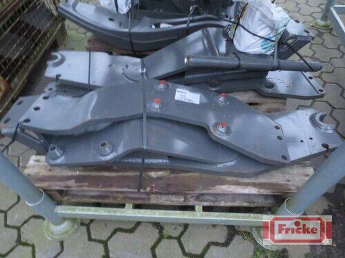 Alö Frontladerkonsolen Für Mf 7600er Serie Gyhum-Bockel