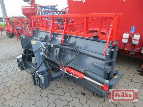 Saphir Saphir Kompakt 5001 Maisschiebeschild Year of Build 2017 Gyhum-Bockel