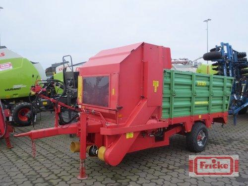 Hawe Svw 2r Strohverteilwagen anno di costruzione 2011 Gyhum-Bockel