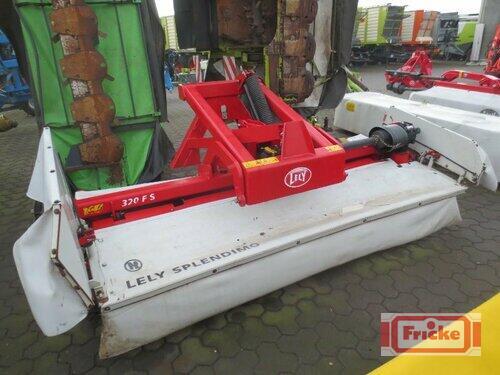 Lely 320 Fs Baujahr 2012 Gyhum-Bockel