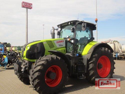 Claas Axion 870 Cmatic Baujahr 2016 Allrad