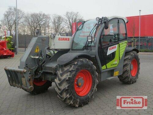 Claas Scorpion 7035 Baujahr 2015 Gyhum-Bockel