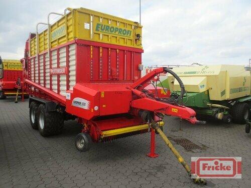 Pöttinger Europrofi 4500 Euromatic Baujahr 2011 Gyhum-Bockel