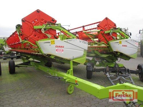 Claas Vario 750 Mit Rapsausrüstung Year of Build 2014 Gyhum-Bockel