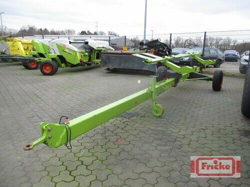 Claas Transportwagen Für 6,60-7,50mtr. Año de fabricación 2014 Gyhum-Bockel