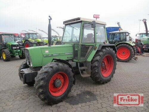 Fendt Farmer 308 LS Año de fabricación 1983 Accionamiento 4 ruedas