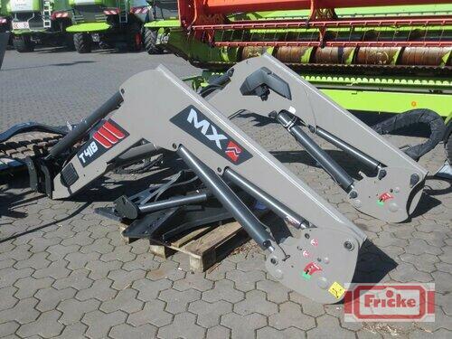 MX T418 Mit Konsolen Für Claas Axion Gyhum-Bockel