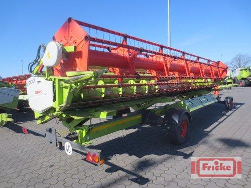 Claas Vario 900 Mit Transportwagen Year of Build 2013 Gyhum-Bockel