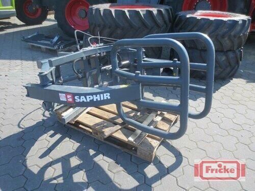 Saphir RQZ Rundballenzange