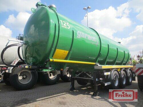 Kotte Tsa 30000 Tanksattelauflieger Рік виробництва 2017 Gyhum-Bockel
