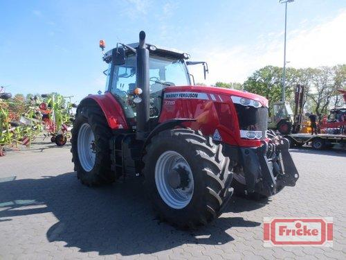 Massey Ferguson MF 7720 Dyna-6 Efficient Årsmodell 2015 4-hjulsdrift