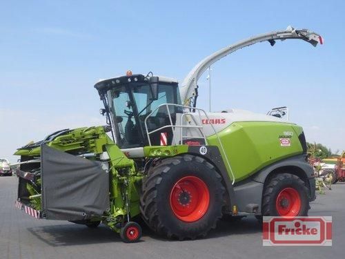 Claas Jaguar 960 Year of Build 2017 4WD