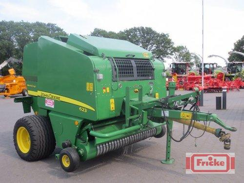 John Deere 623 Multi Crop Cover Edge