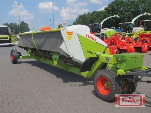 Claas Direct Disc 520 Pro Nt Årsmodell 2015 Gyhum-Bockel