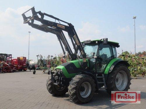 Deutz-Fahr Agrotron K 100 Profiline Front Loader Year of Build 2006