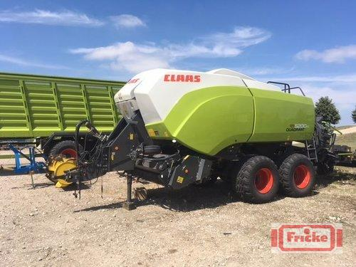 Claas Quadrant 5200 FC Year of Build 2016 Gyhum-Bockel