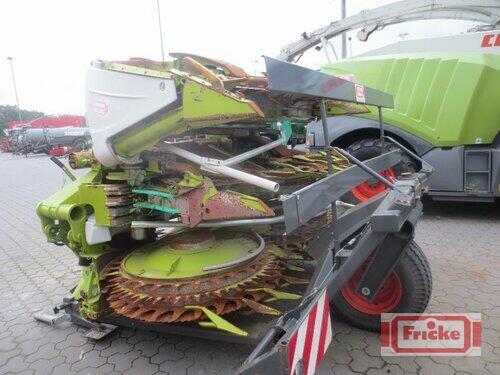 Claas Orbis 750 AC 3T Byggeår 2014 Gyhum-Bockel