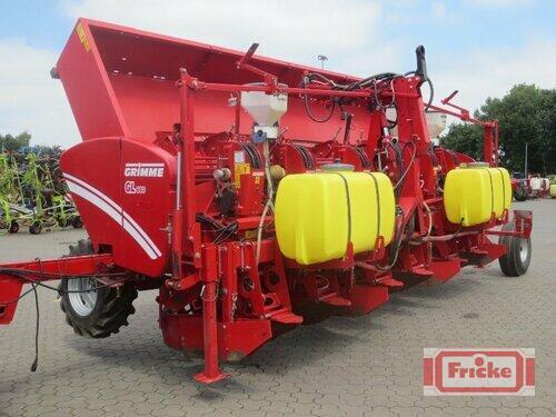 Grimme Gl 660 6-Reihig Année de construction 2012 Gyhum-Bockel