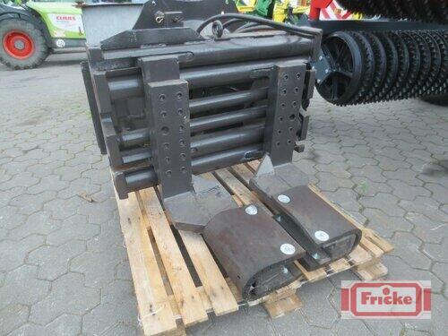 Drehgerät zur Montage von Traktorrädern