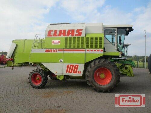 Claas DO 108 SL MAXI mit Schneidwerk