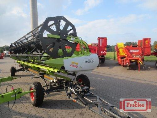 Claas Maxflo 900 Mit Transportwagen Year of Build 2017 Gyhum-Bockel