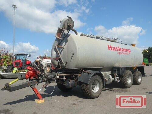 Haskamp 28m³ Transportfass Рік виробництва 2014 Gyhum-Bockel