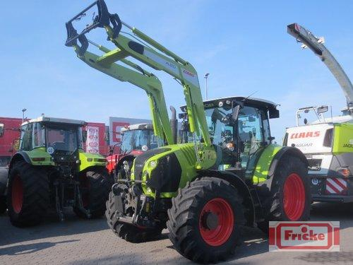 Claas ARION 550 CMATIC