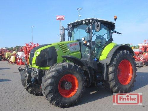 Claas Axion 830 Cmatic Årsmodell 2016 4-hjulsdrift