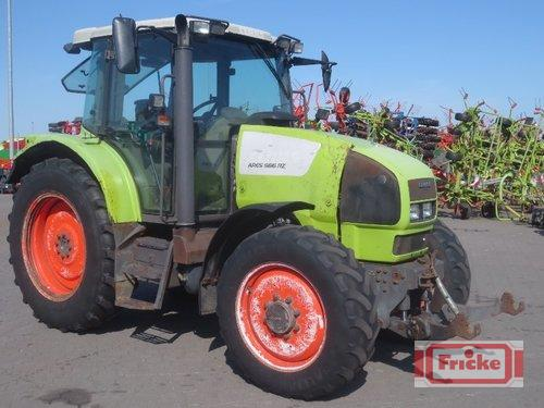 Claas Ares 566 RZ Year of Build 2004 4WD