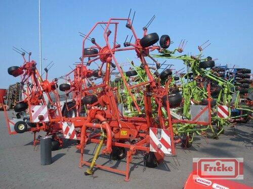 Kuhn Gf 6401 Mh Baujahr 2003 Gyhum-Bockel