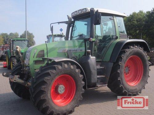 Fendt Favorit 716 Vario Año de fabricación 2000 Accionamiento 4 ruedas