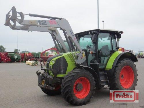 Claas Arion 530 Cebis Front Loader Year of Build 2013