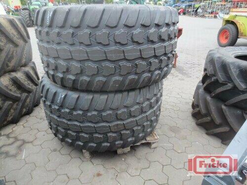 Michelin 4x 600/55r26.5 Cargo Xbib Gyhum-Bockel