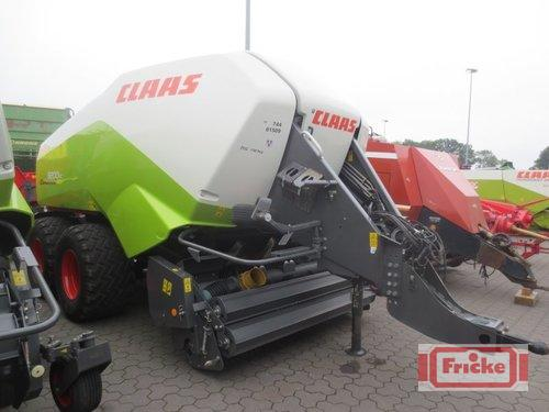 Claas Quadrant 3200 FC Year of Build 2013 Gyhum-Bockel