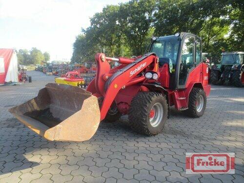 Schäffer 5370 Z Årsmodell 2014 Gyhum-Bockel