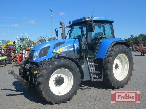 New Holland TVT 195