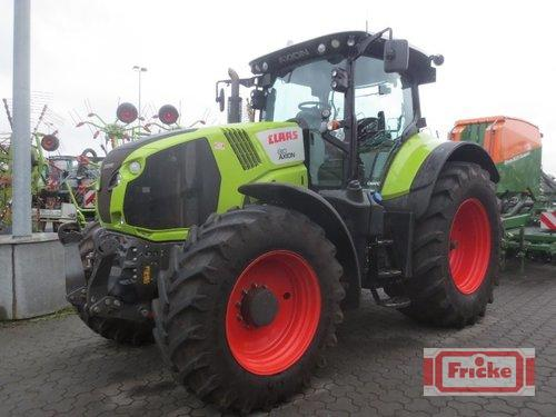 Claas Axion 810 Cmatic Year of Build 2015 4WD