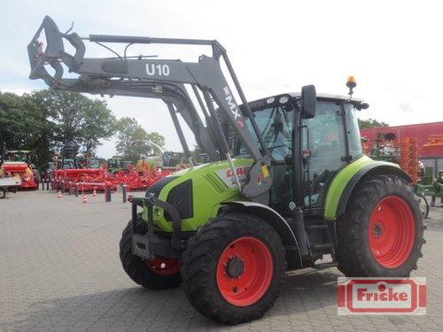 Claas Arion 420 mit Frontlader